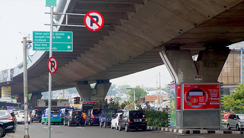 Instalasi SHM pada Jembatan Pasupati Bandung