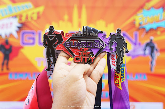 Superheroes Race Finale (University of Malaya)