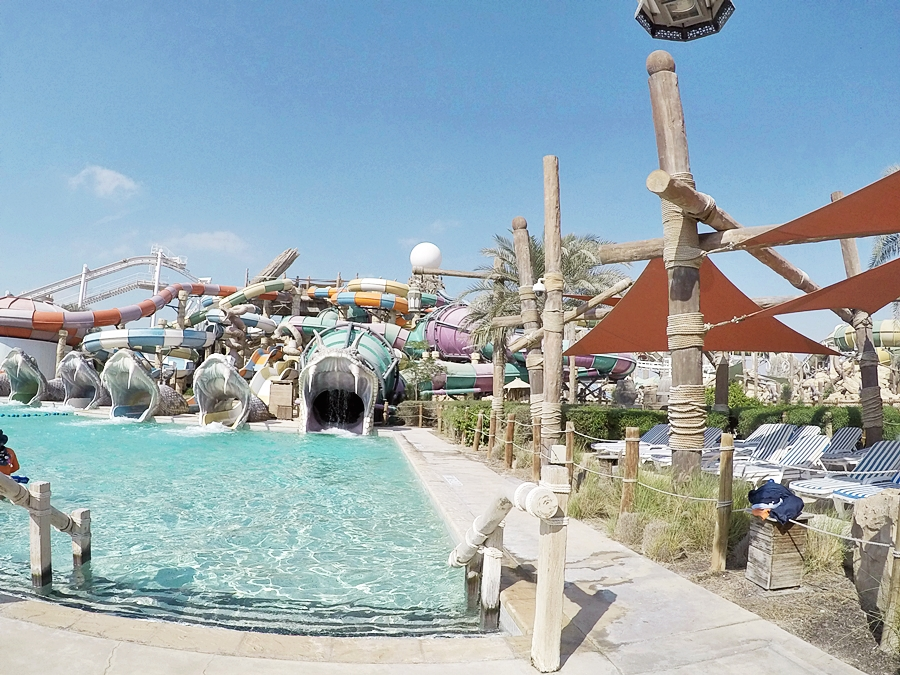 wasserrutsche myberlinfashion yas water world abu dhabi