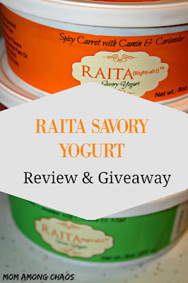 food, foodie, healthy, Indian, local, Michigan, Raita, yogurt