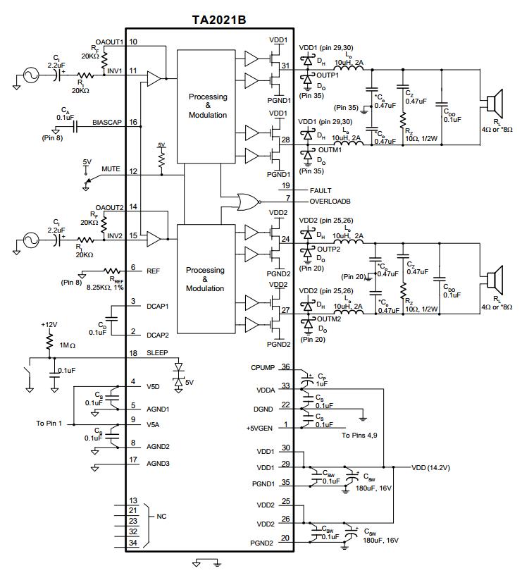 amplifiercircuits com  4  u03a9