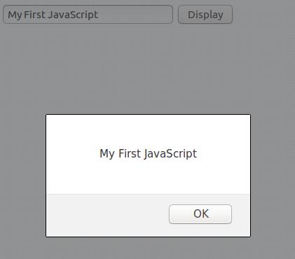 javascript result