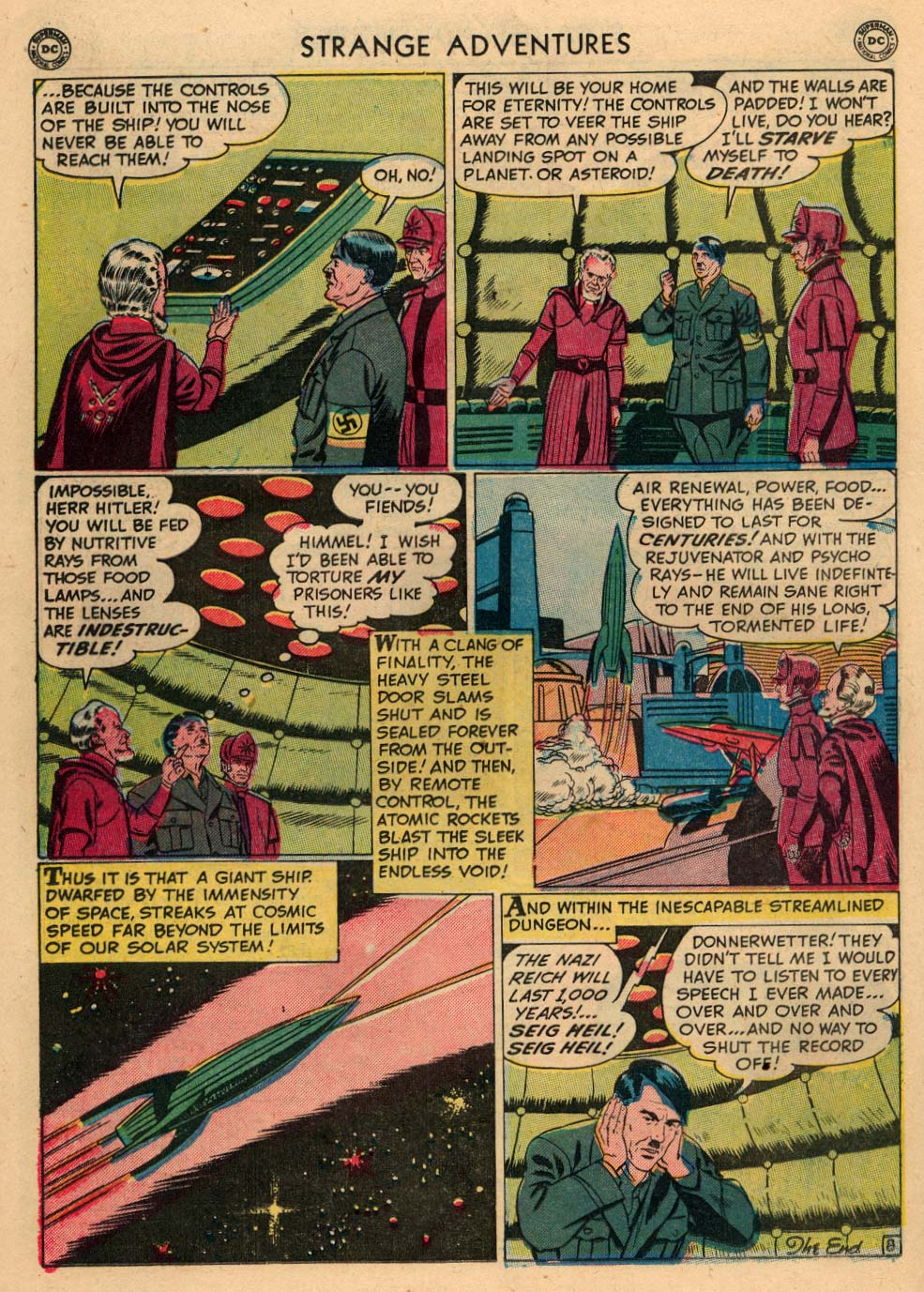 Strange Adventures (1950) issue 3 - Page 32
