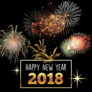 Happy New Year 2018 Wishes   Greetings For Friends   Family   Best     The new year signifies a time for new Begining  new hope  new happiness and  new achievements  I hope you enjoy the goodness the new year brings