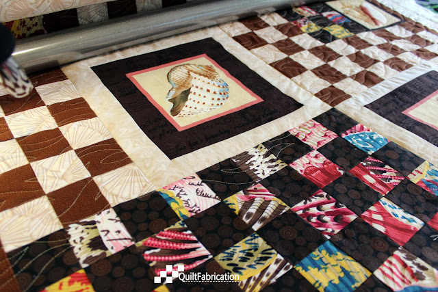 pantograph plus custom quilting