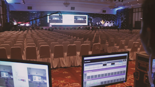 Rental Multimedia dan lighting