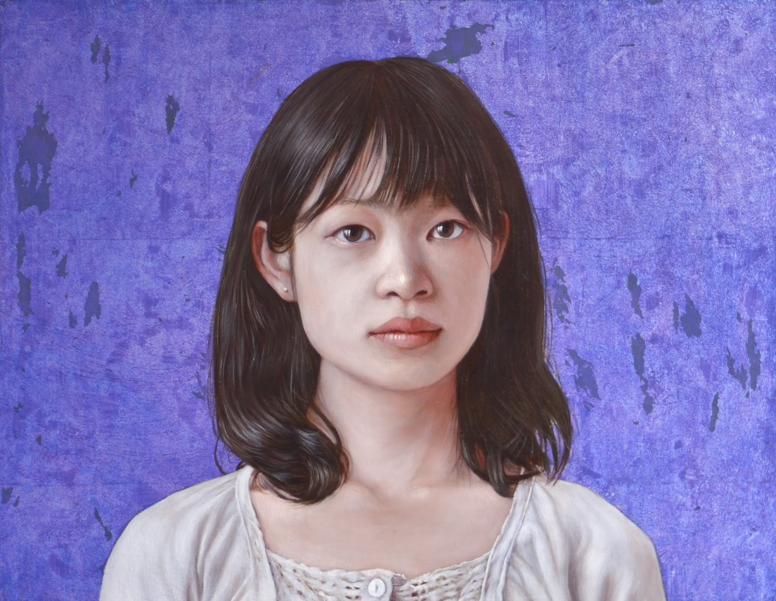 Girls Paintings By 長坂誠展(Makoto Nagasaka)