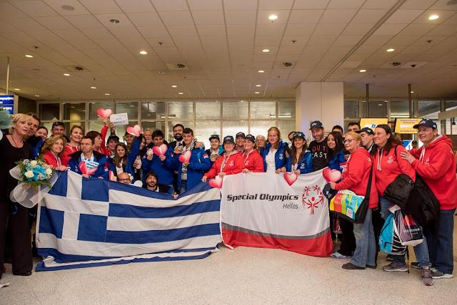 Αγώνες ποδηλασίας των Special Olympics Hellas στο Ναύπλιο