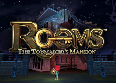 ROOMS: The Toymaker's Mansion MOD (all Unlocked) APK for Android