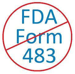 FDA 483 Observations