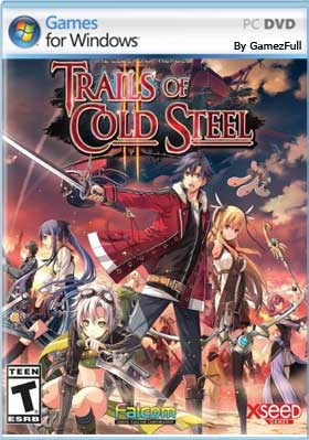 Descargar The Legend of Heroes: Trails of Cold Steel II pc full español mega y google drive.