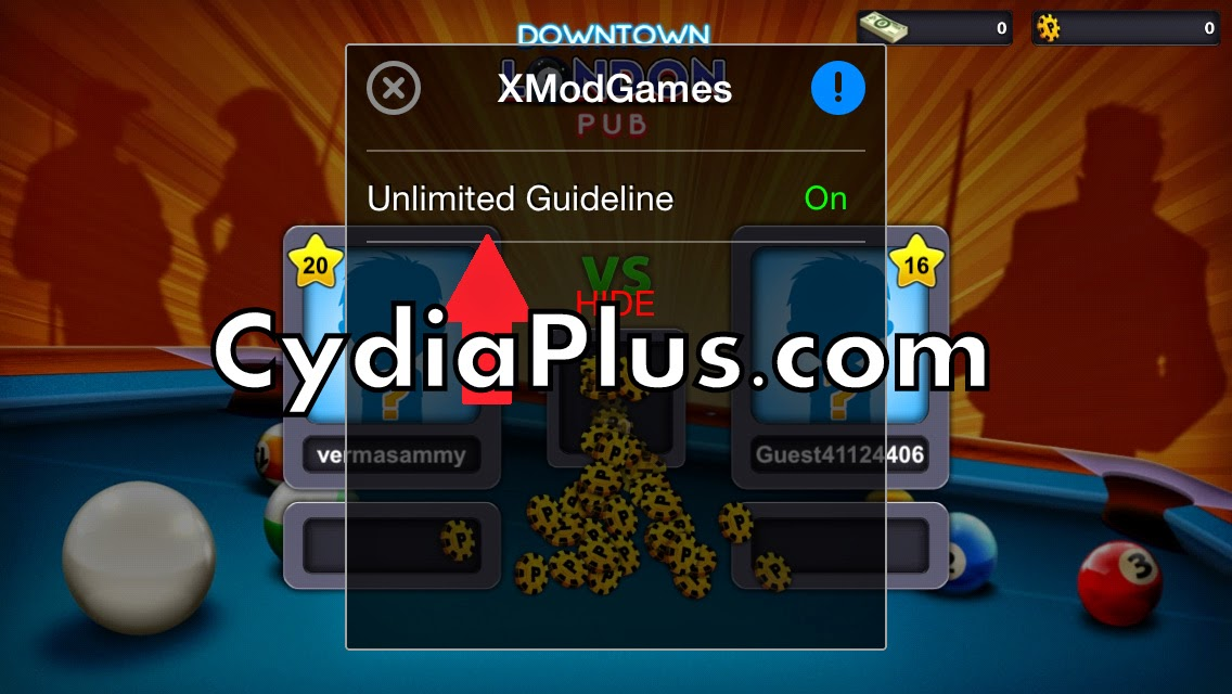 HACK] Miniclip 8 Ball Pool v3 9 1 Hack With Xmodgames