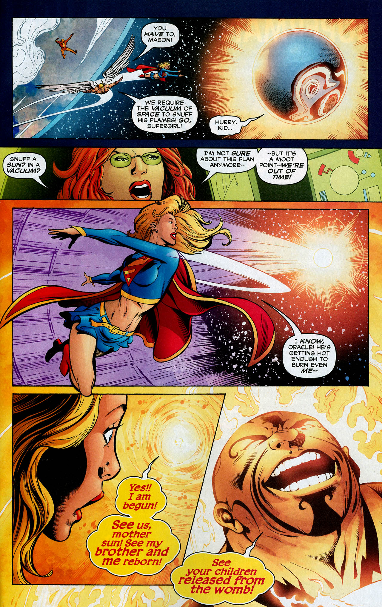 Read online Trinity (2008) comic -  Issue #14 - 27