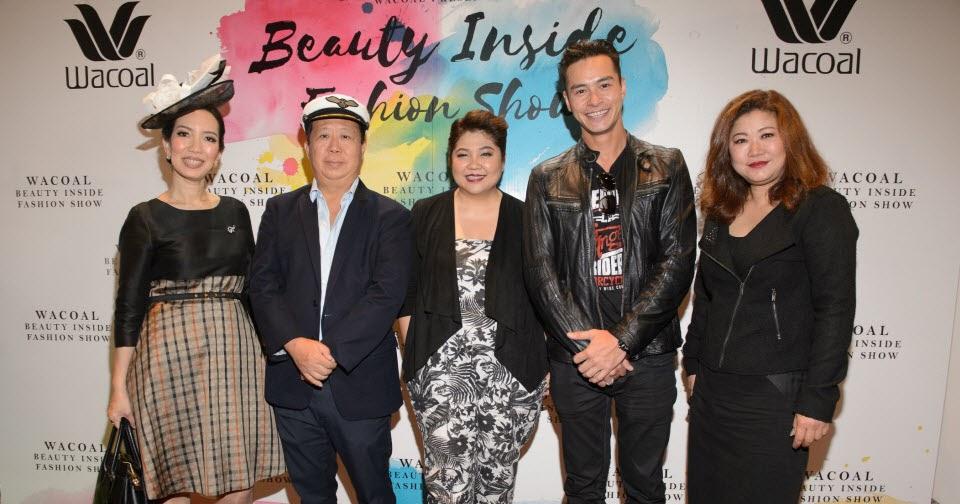"BoxKao: วาโก้แฟชั่นโชว์ ""Beauty Inside Fashion Show"""