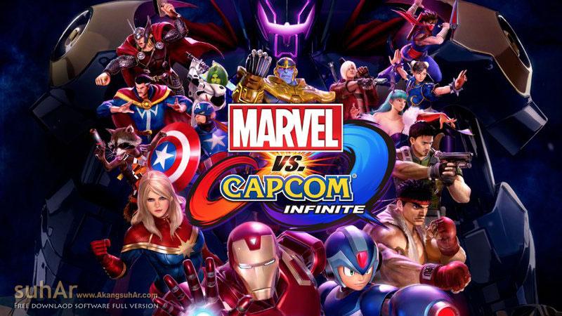 Free Download Game Pc Marvel vs Capcom Infinite Deluxe Edition Full Version Game