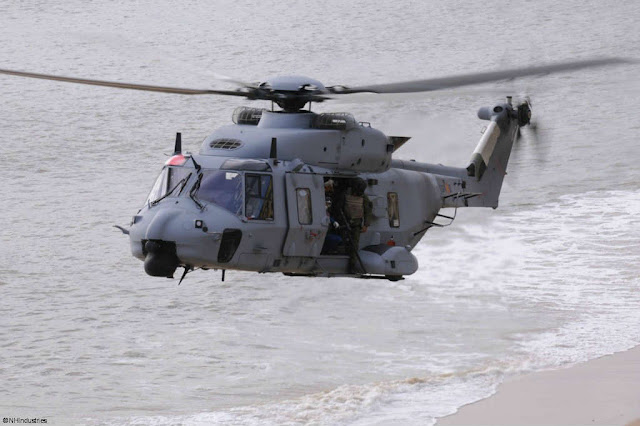 Spain buys NH-90 helicopters