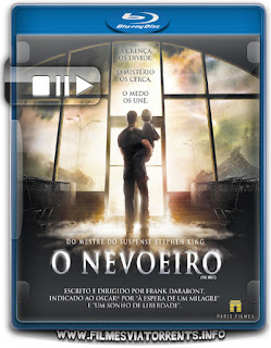 O Nevoeiro Torrent - BluRay Rip 1080p Dublado 5.1