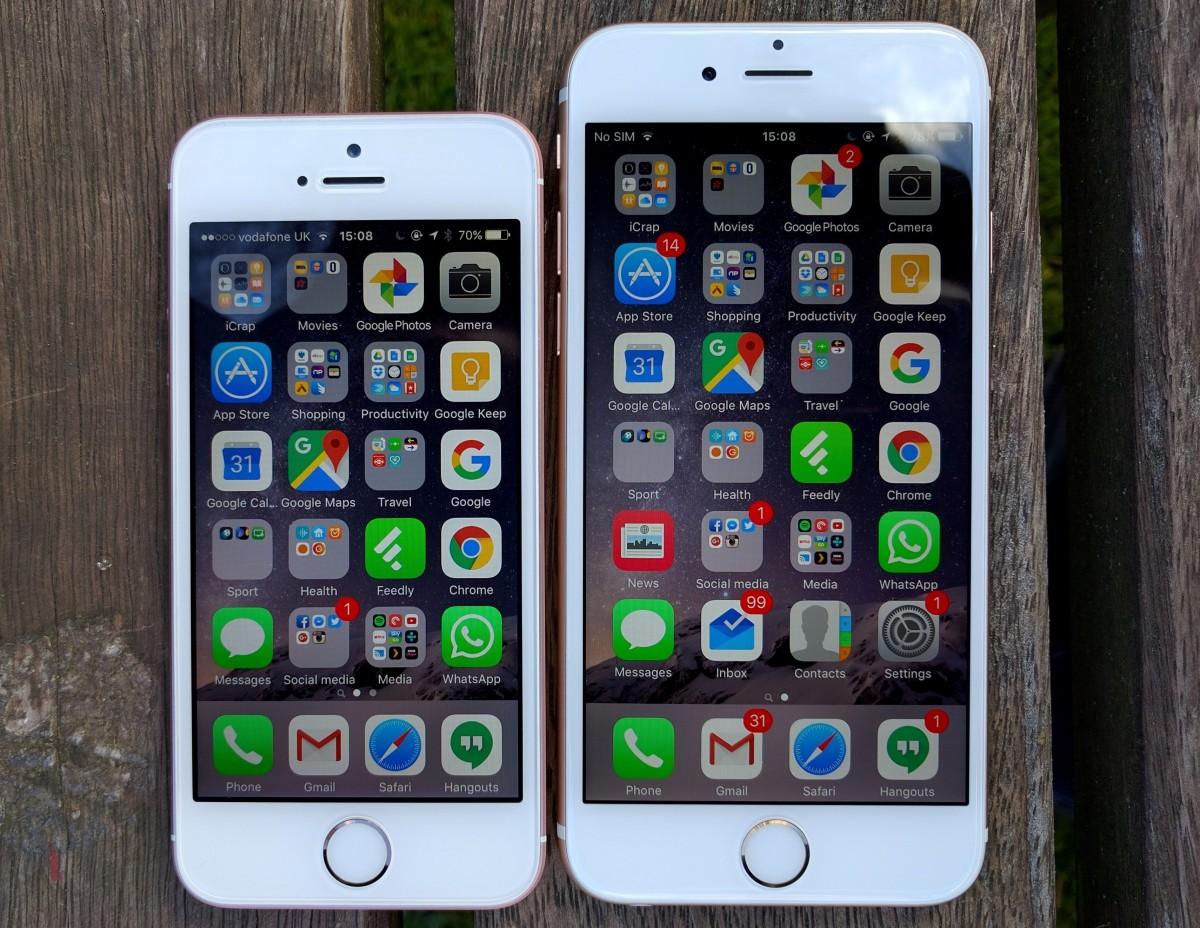 Perbedaan Iphone Se Dan Iphone 6s Ahsugan Com