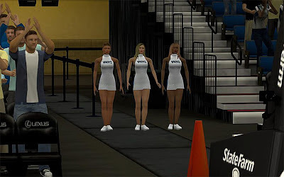 NBA 2K13 Minnesota Timberwolves Cheerleaders Fix