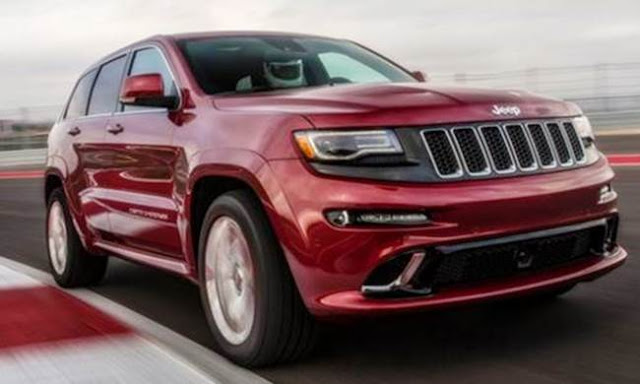 2017 Jeep Grand Wagoneer Concept