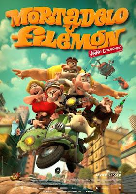 Mortadelo and Filemon (2015) คู่หูสายลับสุดบ๊องส์