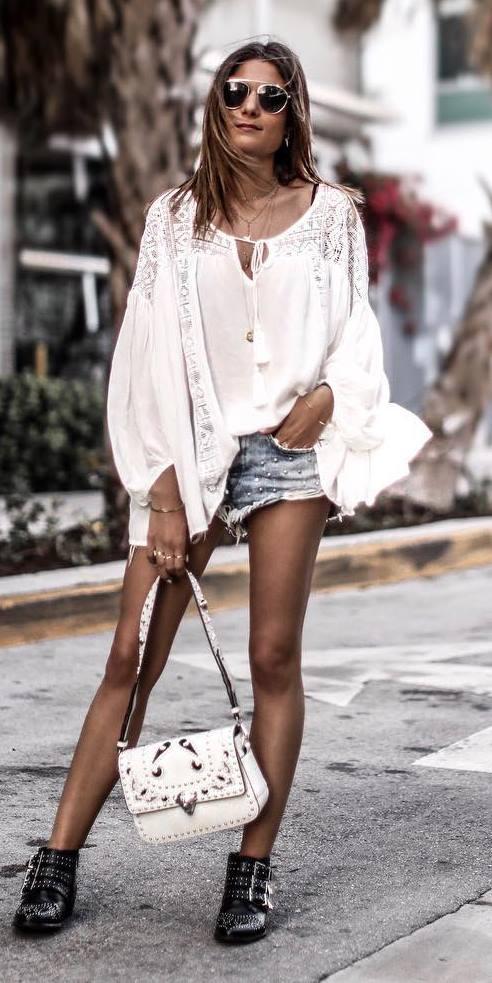 stylish summer look