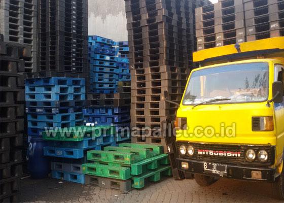 Pallet Plastik Bekas Tangerang