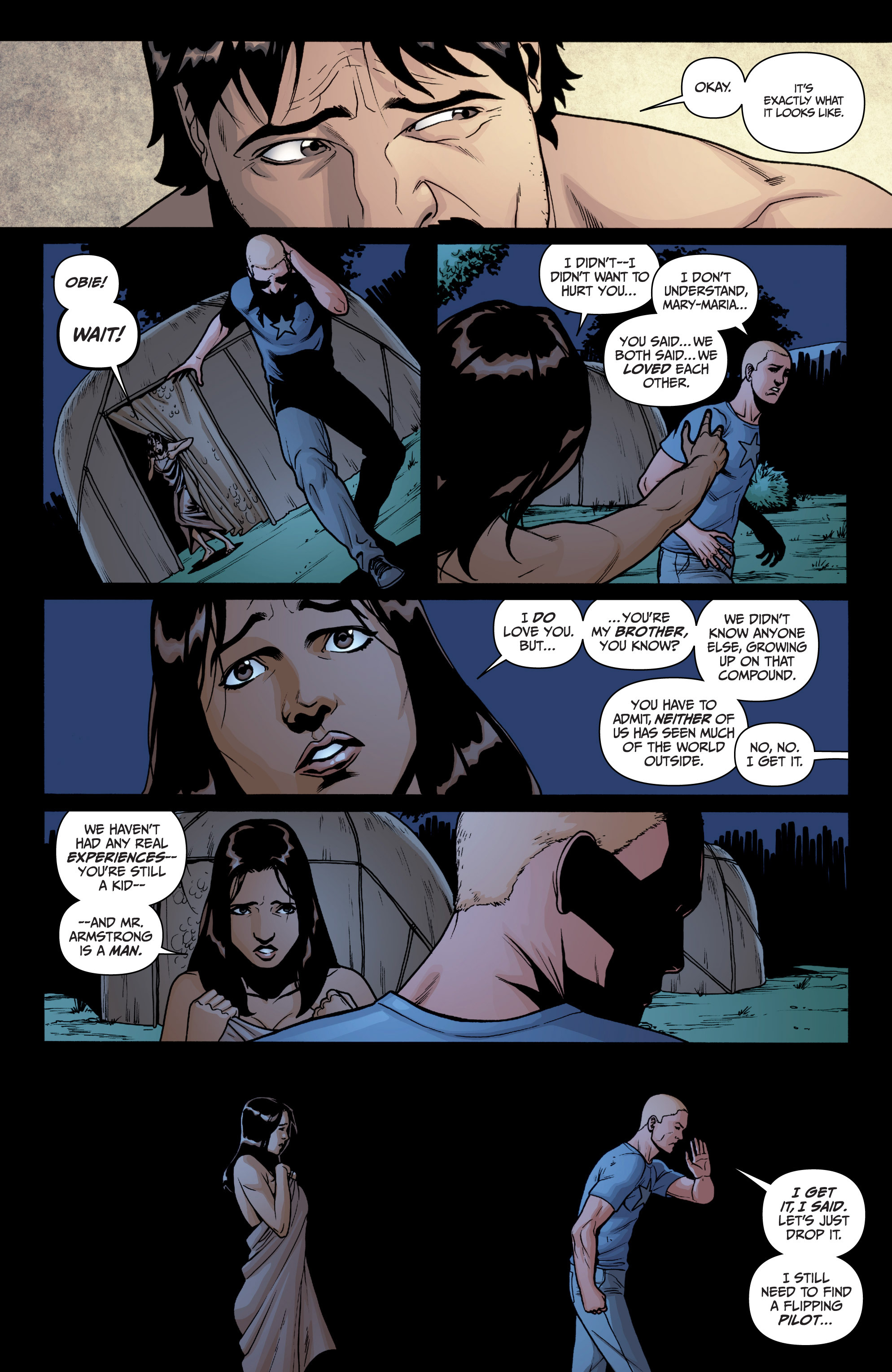 Read online Archer and Armstrong comic -  Issue #Archer and Armstrong _TPB 3 - 104