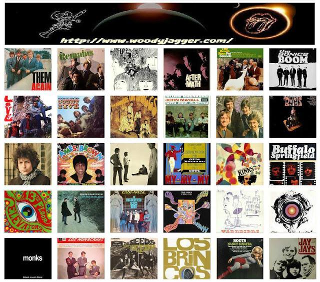 Los mejores discos de 1966