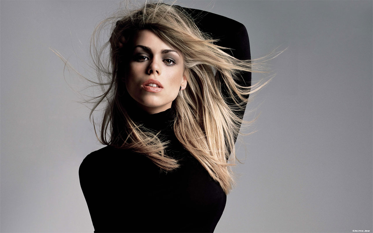 Billie Piper Natural Hair Color