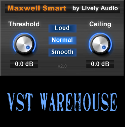 Maxwell Smart VST Plugin