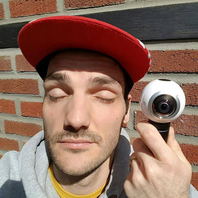 Ben Heine Photography , Samsung Gear 360