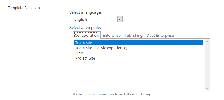 Get Site Templates In Sharepoint Online Using Powershell