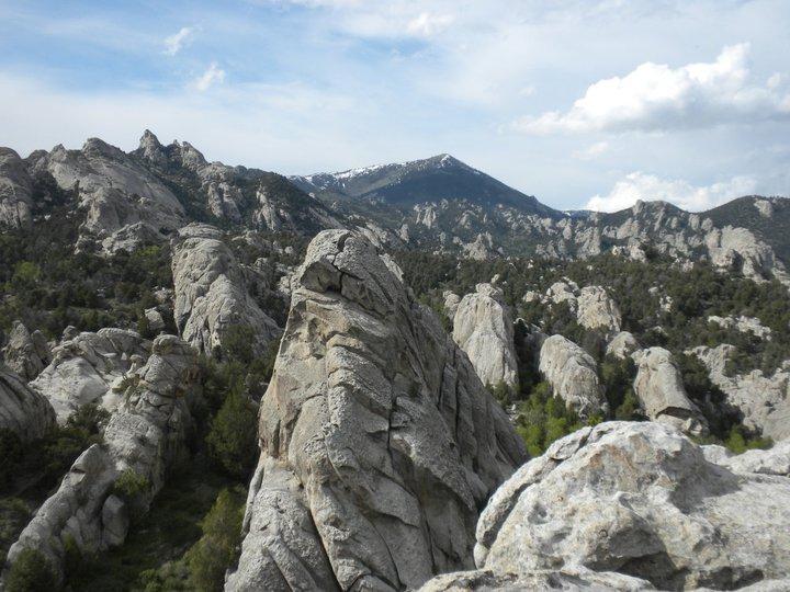 City Of Rocks Cassia Idaho