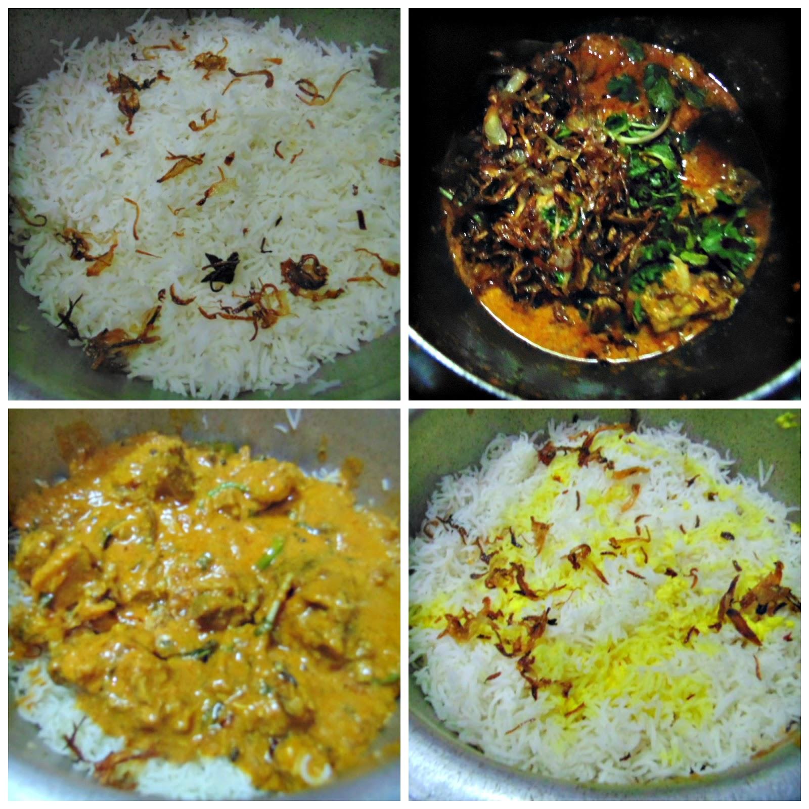 mutton mughlai biryani recipemughlai mutton biryani