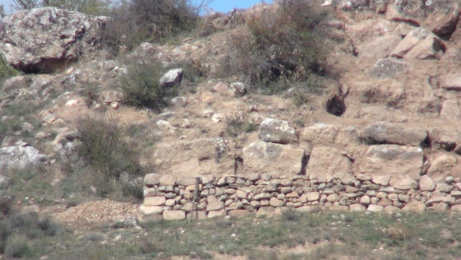Estructura Piramidal de Cañete.