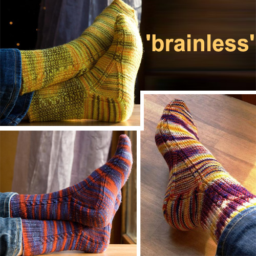 Brainless - Free Pattern