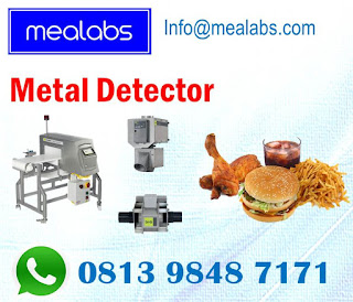 Metal Detector Food Safety Industri