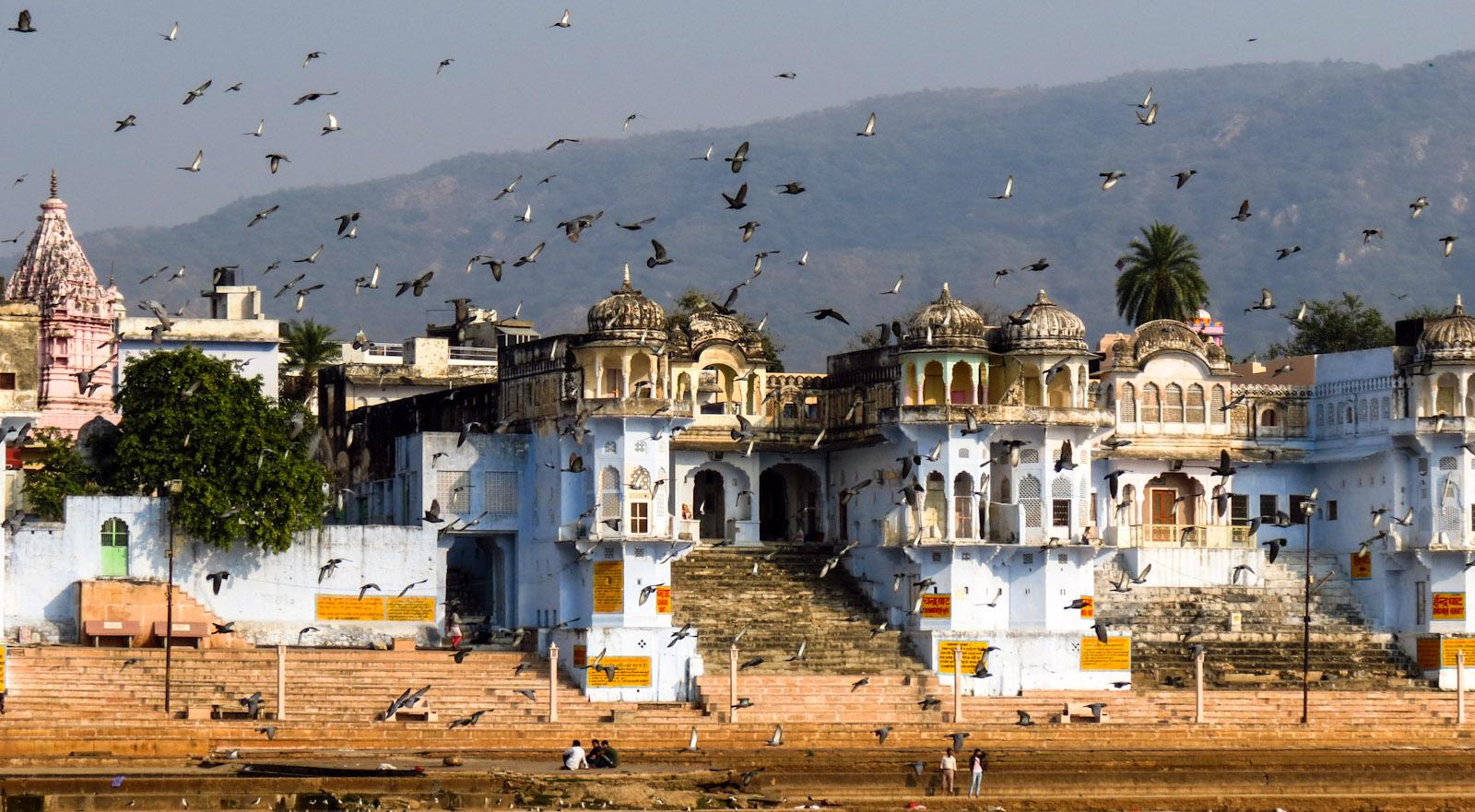 Lake Palace Hotel Pushkar