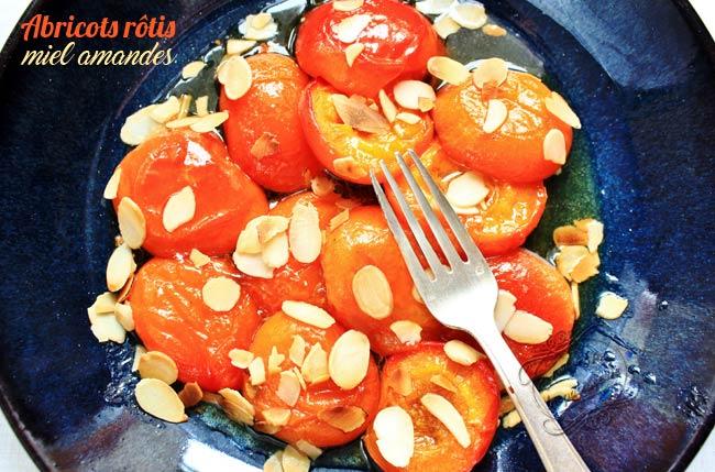 Abricots rotis