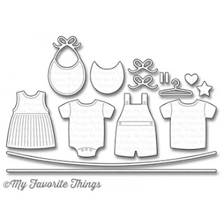 MFT BUNDLE OF BABY CLOTHES Die-Namics