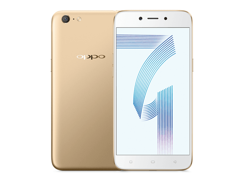 OPPO A71 With Nougat OS Will Launch Soon