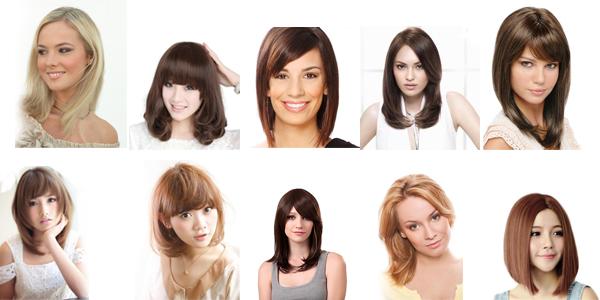 Model Rambut Wanita, Gaya Rambut Wanita, Model Rambut Wanita Terpopuler, Gaya Rambut Sebahu