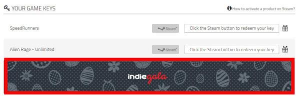 IndieGala BlackFriday セール