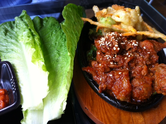 Spicy Pork Bulgogi
