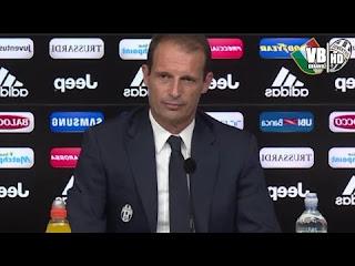 Champions League Dinamo Zagabria Juventus conferenza Allegri