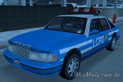 gta iii 3 mod hd vehicles tri-pack cars carros remaster police ny