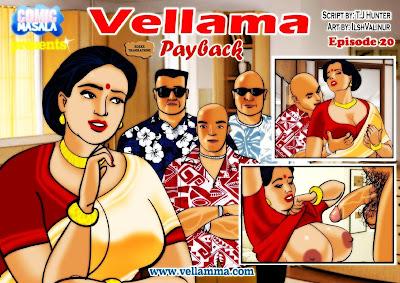 Sinhala Wal Chithra Katha PDF Velamma 20 වෙල්ලම්මා 20