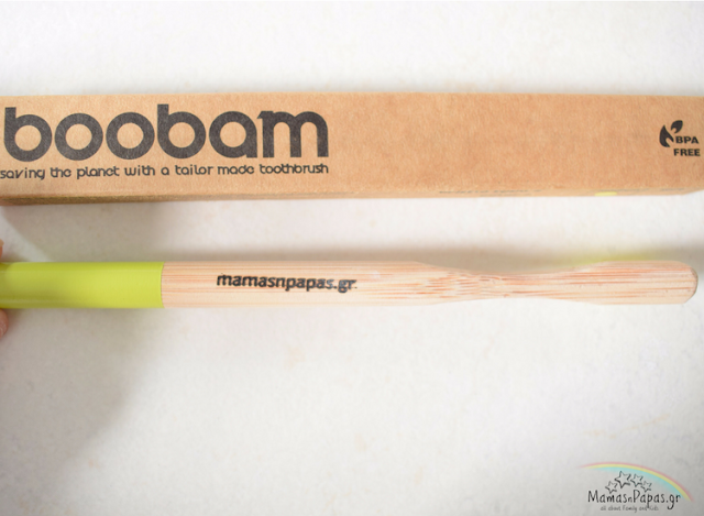 boobam eco friendly toothbrush
