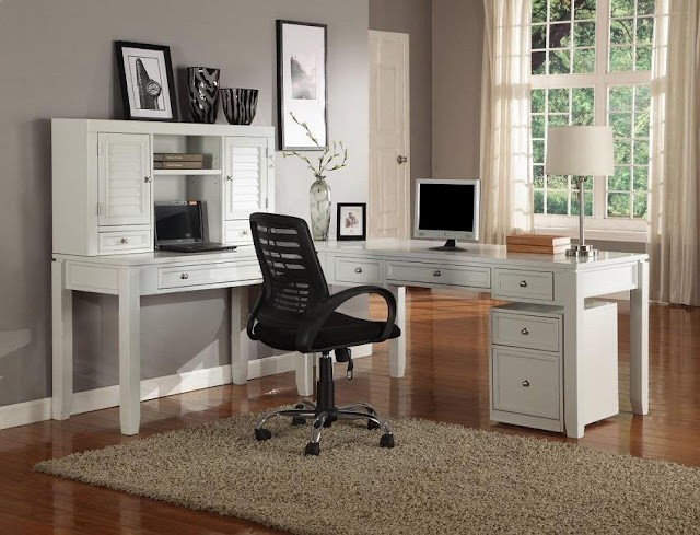 best buy white home office furniture Newcastle NSW for sale